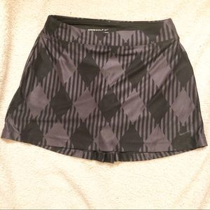 Nike Golf Sport skirt with detachable shorts, S
